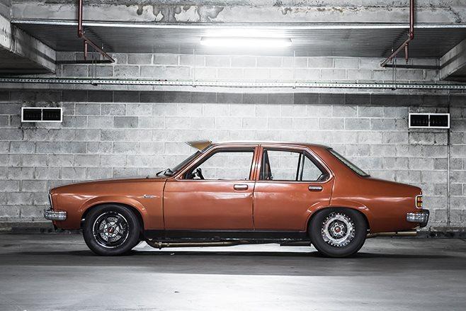 Holden Sunbird side