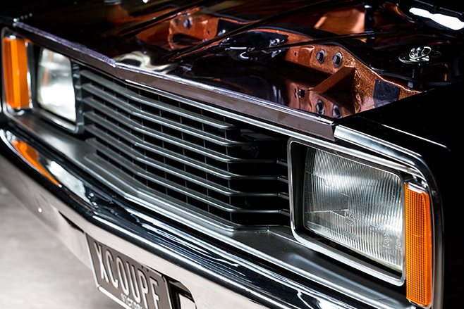 Ford XC Falcon front grille