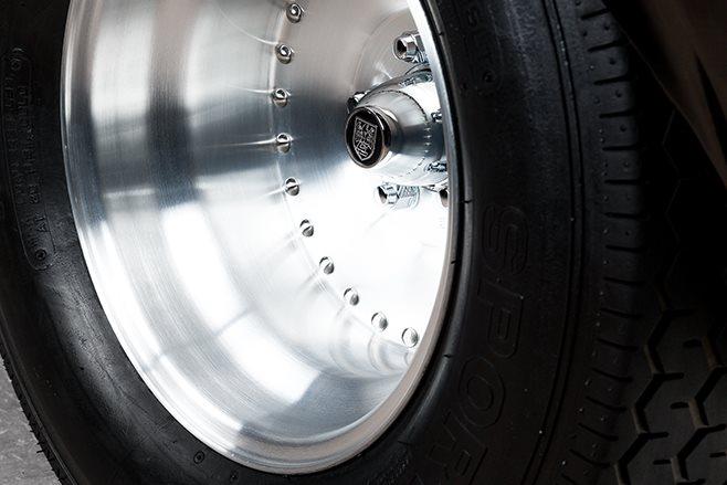 Ford XC  Falcon wheel