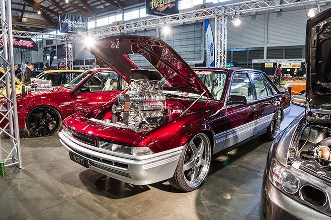blown VL Commodore