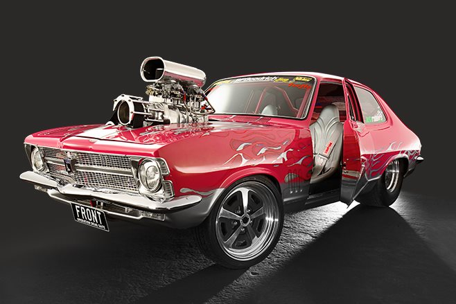 Holden Lc Torana With Blown 304 Cube V8