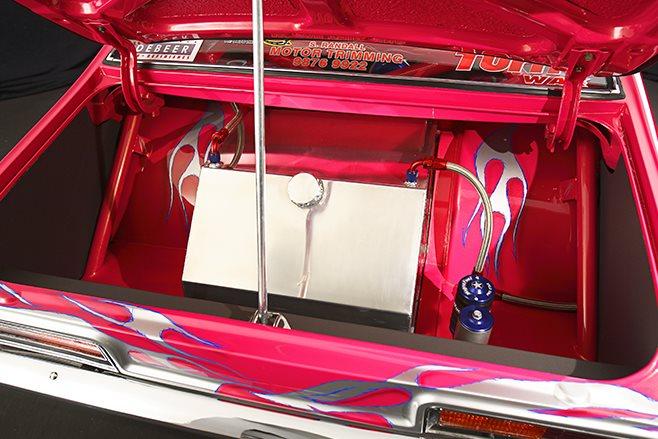 Holden LC Torana boot