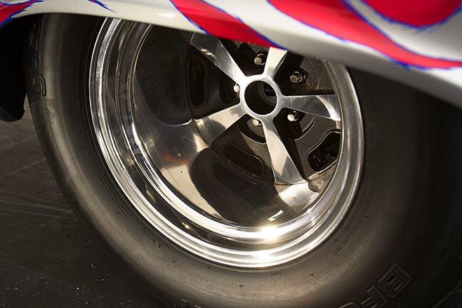Holden LC Torana wheel