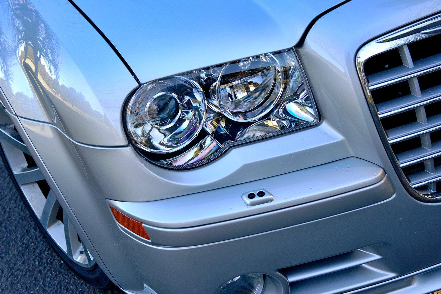 Chrysler C Headlight