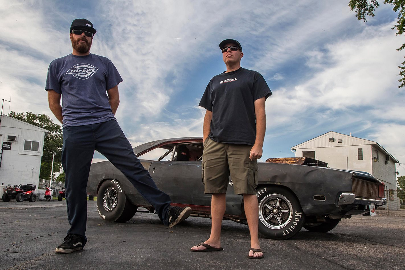 Roadkill joins automotive super channel for Motor trend app not working