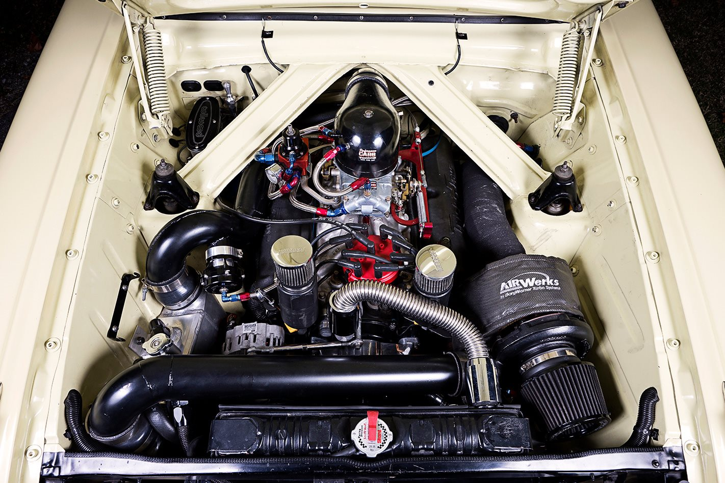 1963 FORD XL FUTURA Windsor engine