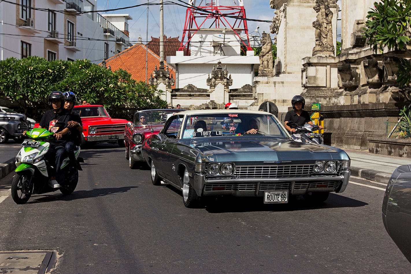 1968 Chev Impala 307