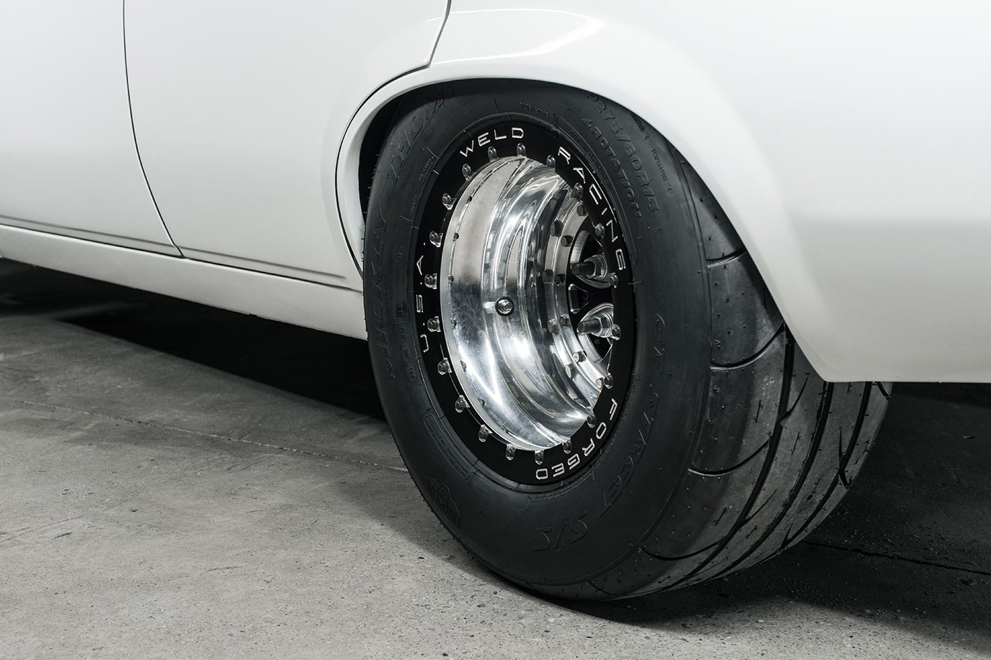 Holden LX Torana wheel