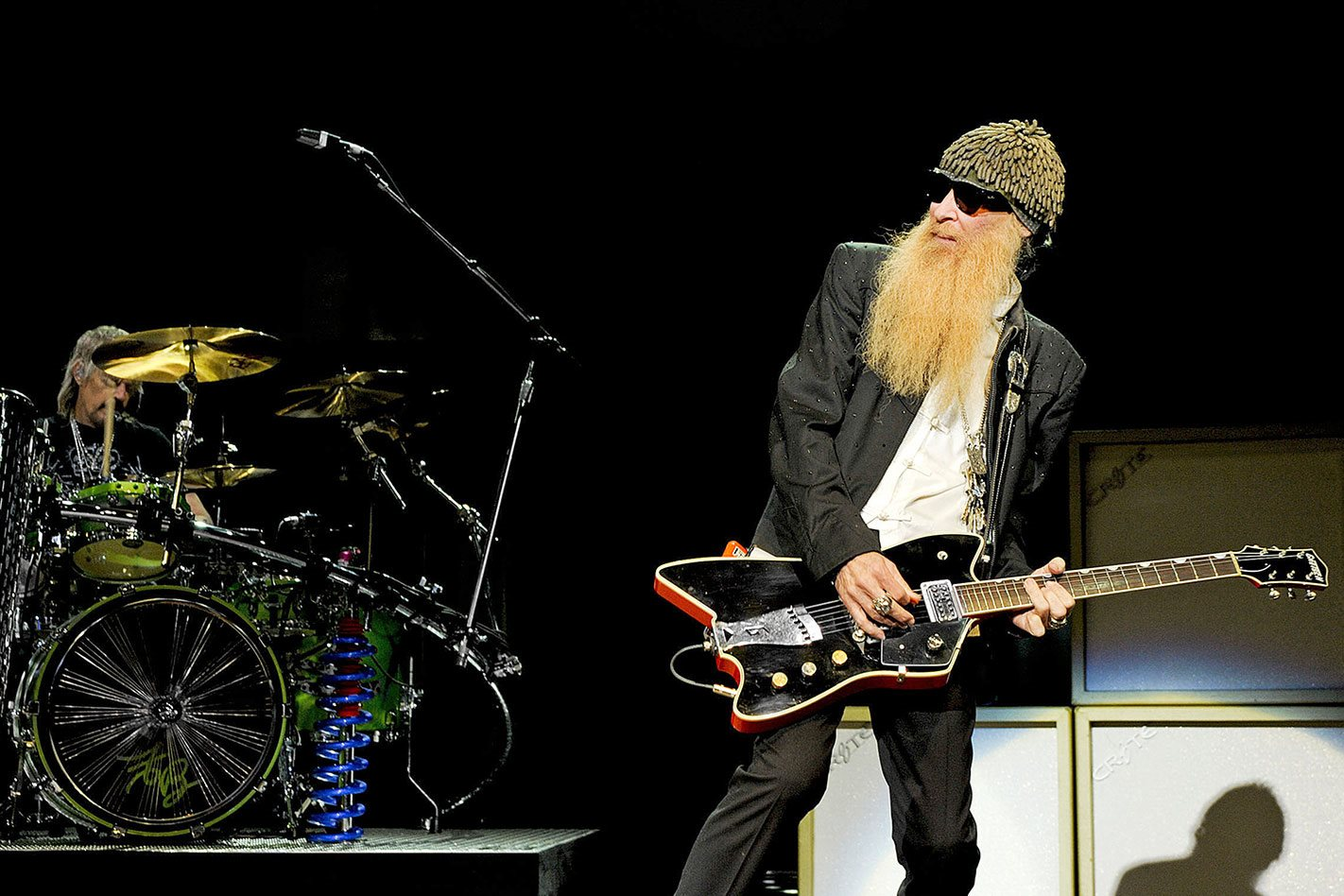 Zz Top Frontman Billy F Gibbons Interview