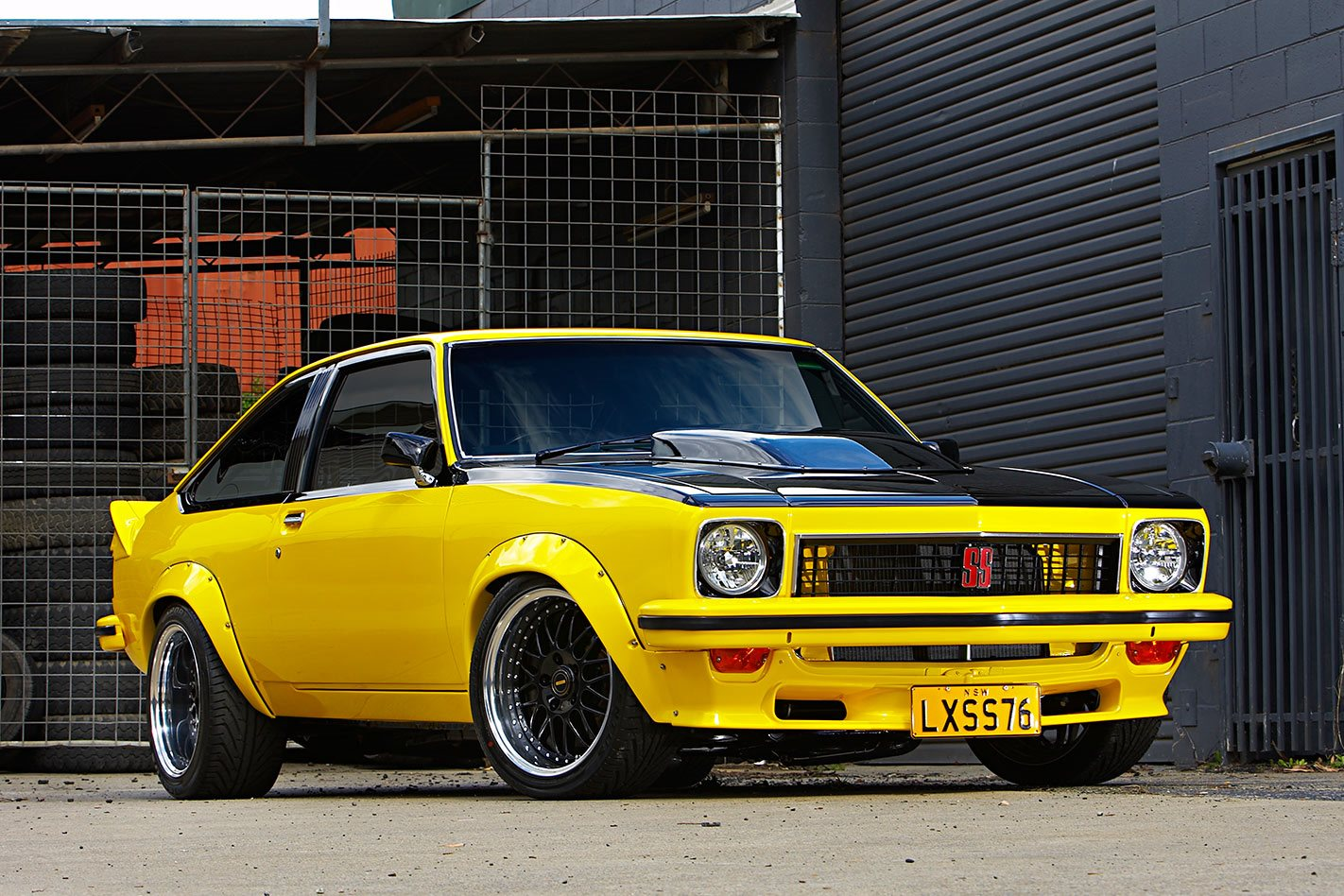 My Kia Performance >> CHEV 350-POWERED GENUINE HOLDEN TORANA SS HATCH