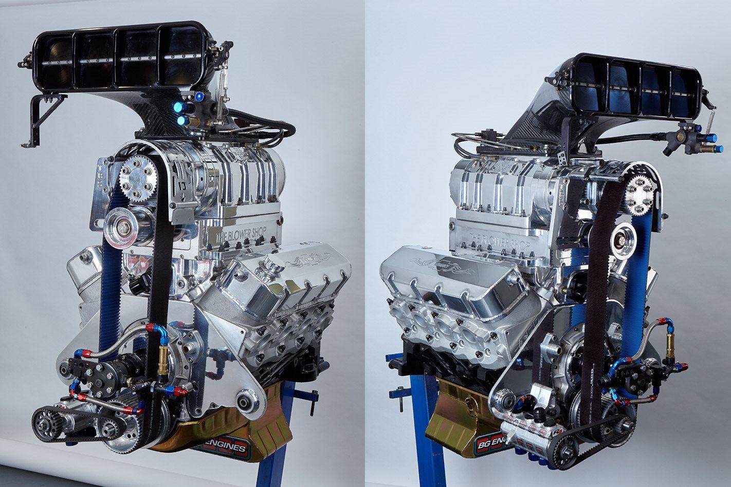 Kranky Holden HQ engine