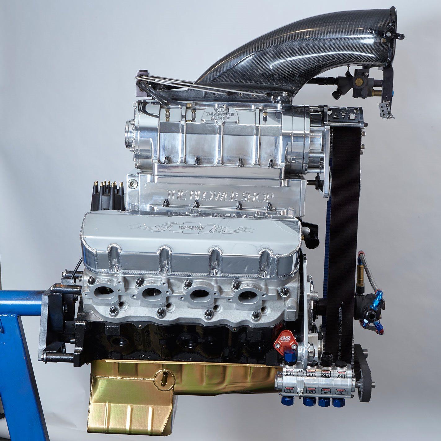 Karnaky HQ Holden engine