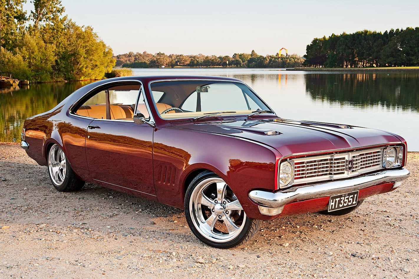 Immaculate 355 Cube 1969 Holden Ht Monaro