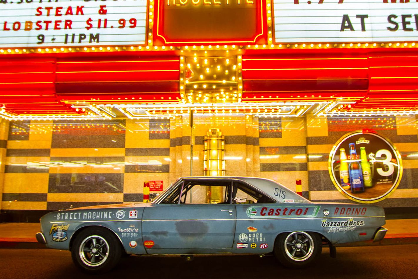 POR440 Valiant in Vegas
