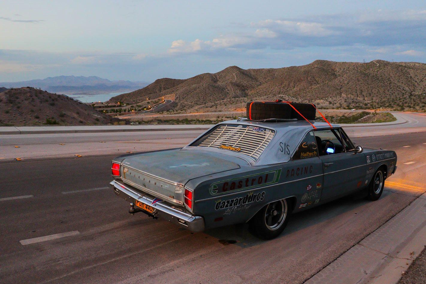 POR440 Valiant in Vegas