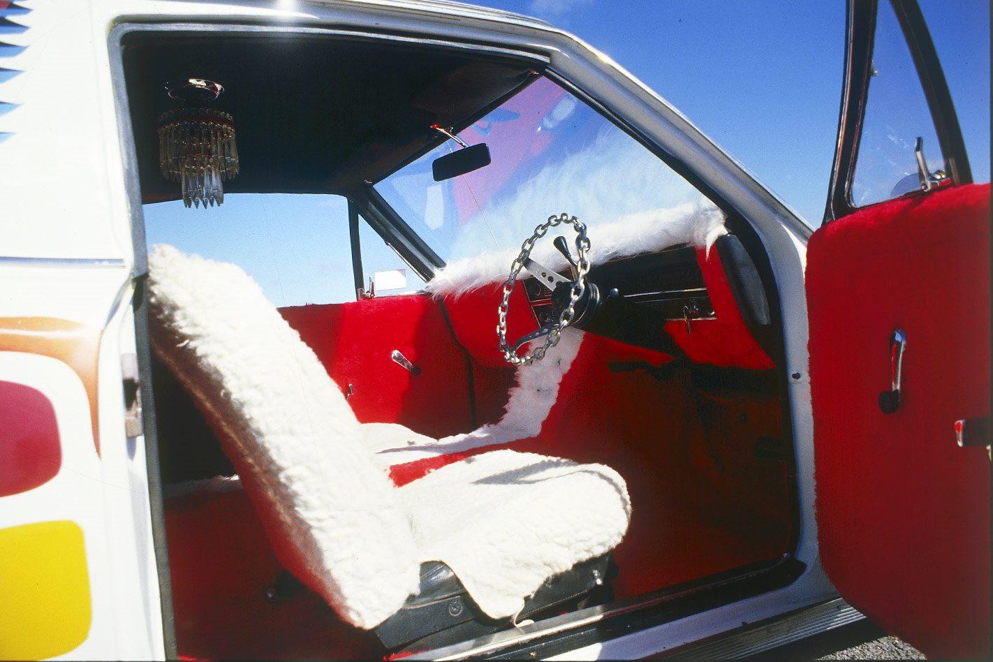 Burrito Durado Holden Brougham interior