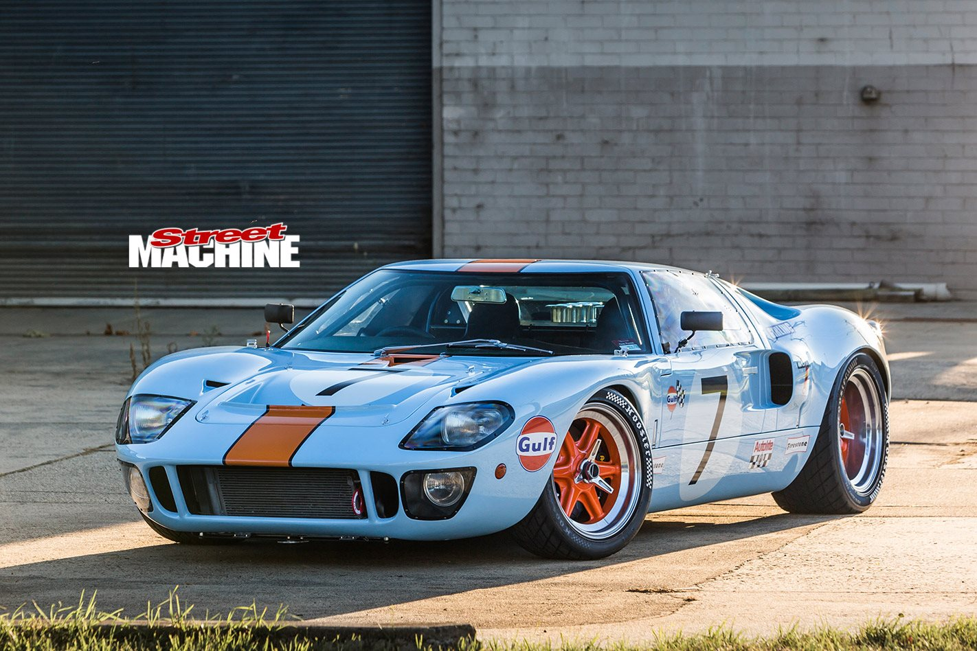 HOME-BUILT 2016 FORD GT40 REPLICA