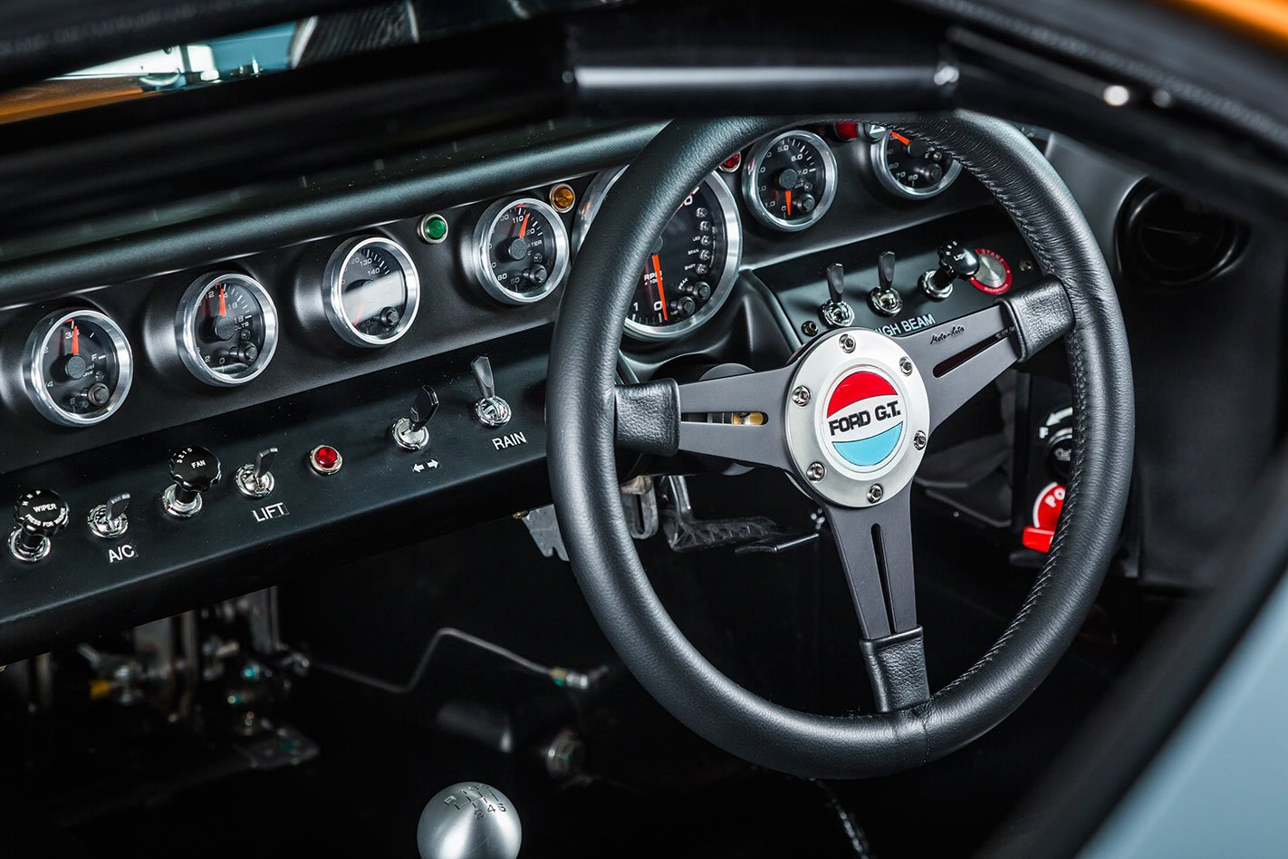 Ford Gt Dash