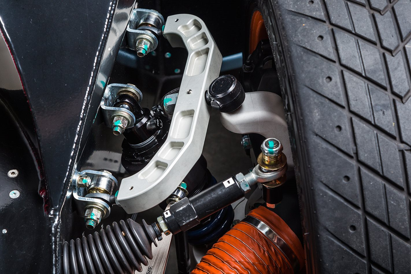 Ford Gt Suspension