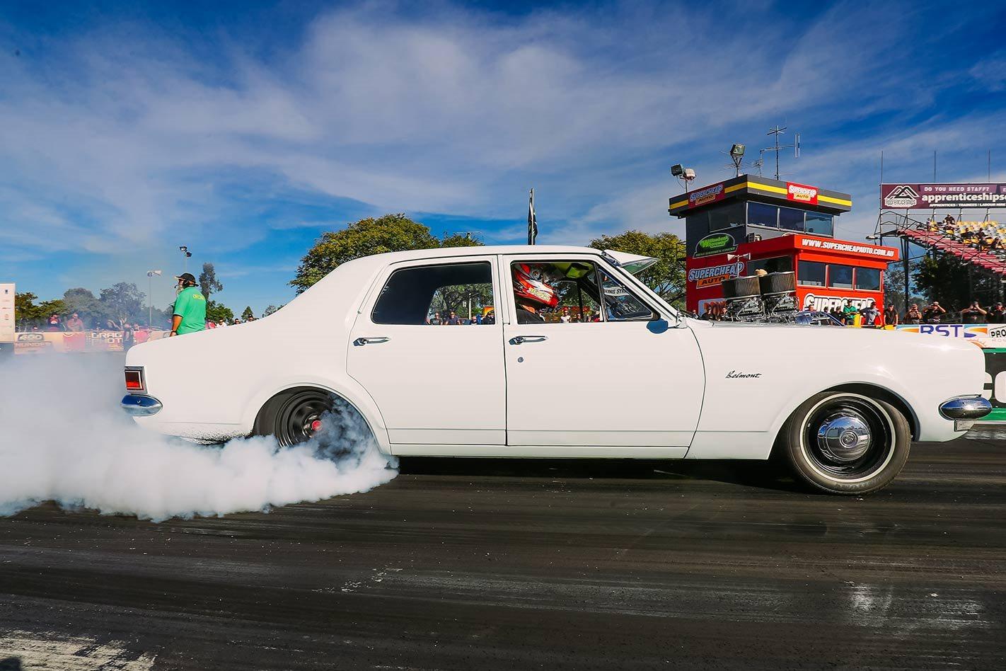 Pete Robinson's Holden HG Belmont