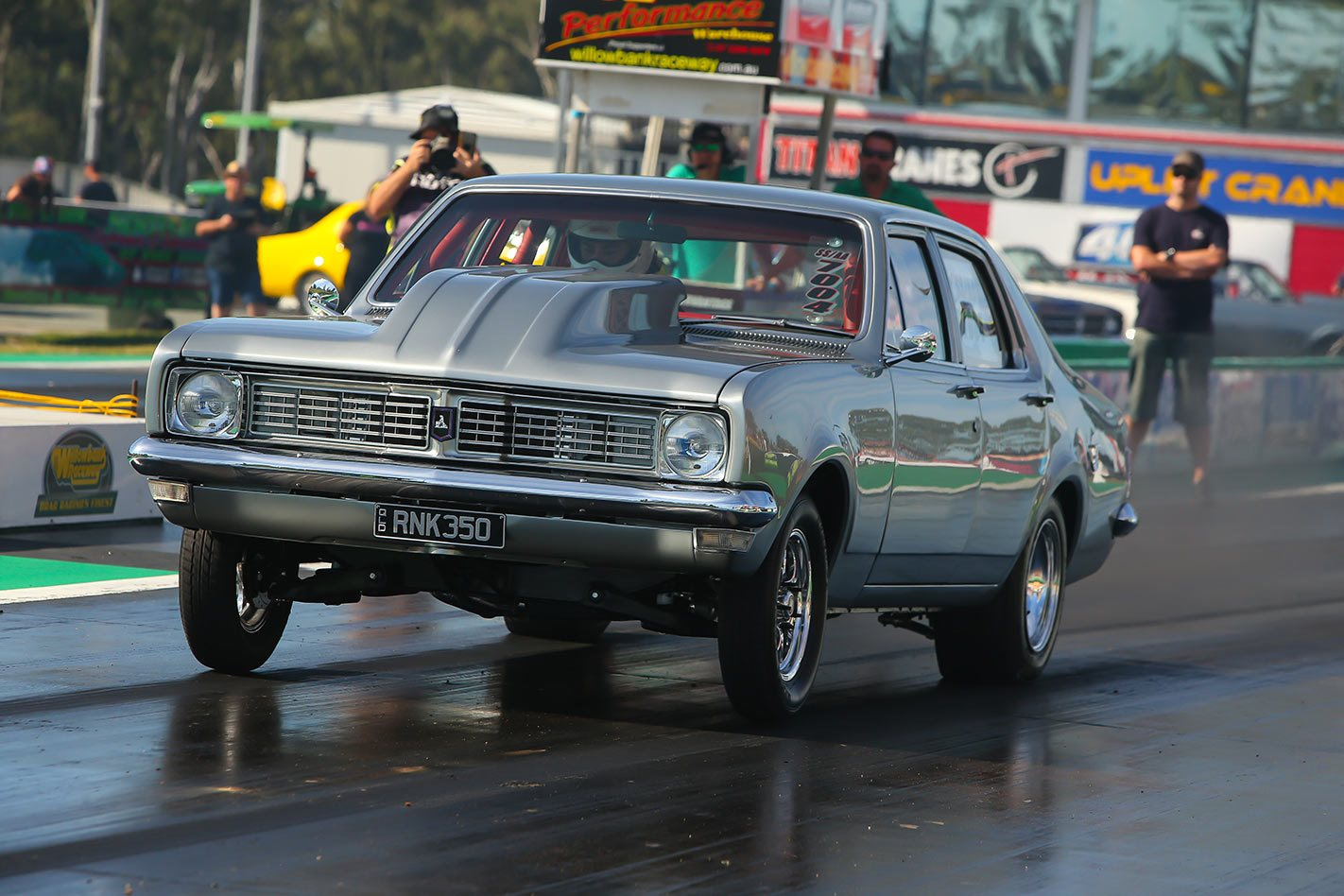 Russell Tonkin's Holden HT