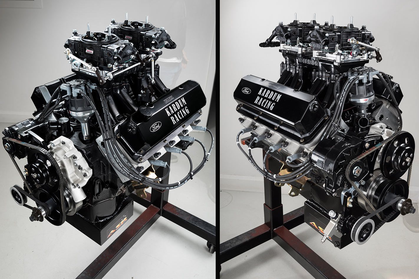 DANDY ENGINES-BUILT FORD 380CI CLEVELAND ENGINE MILL OF THE MONTH