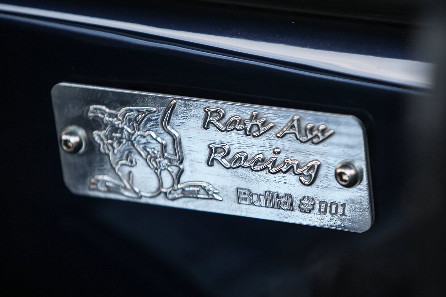 engine plaque