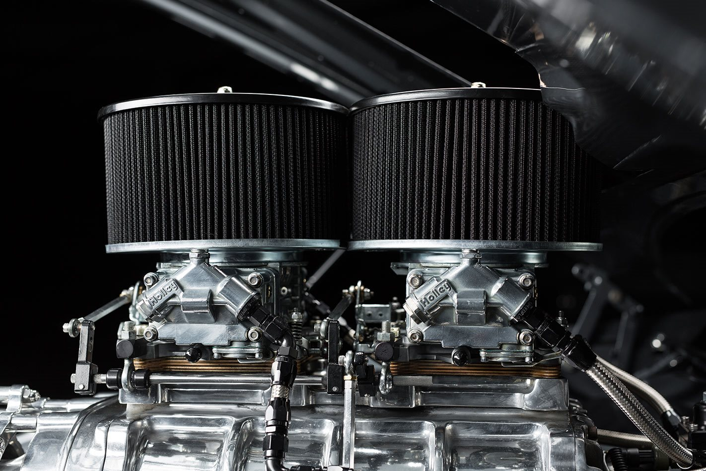 Holden Commodore VN SS engine