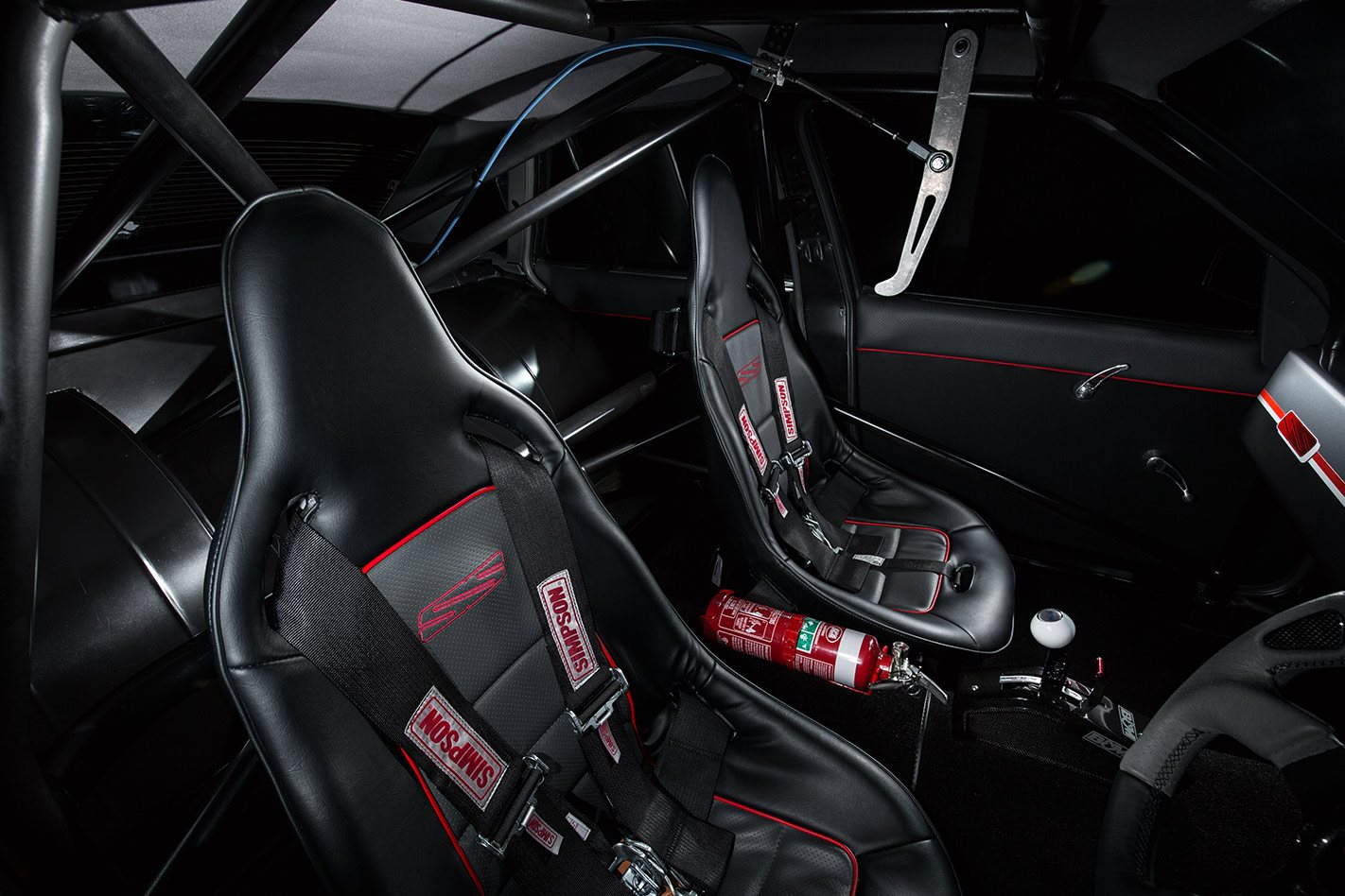 Holden Commodore VN SS seats