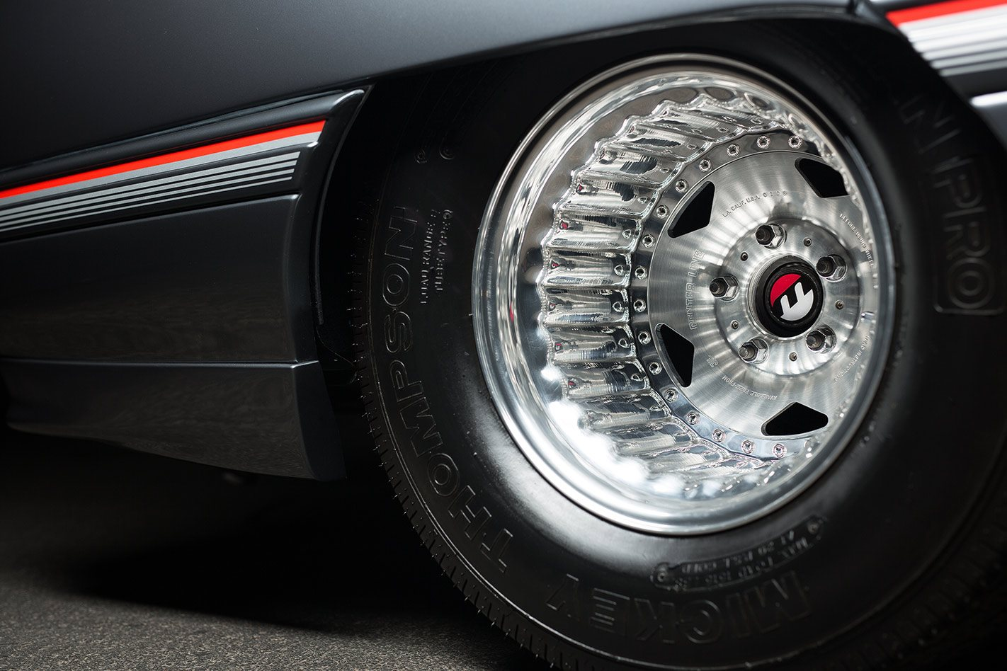 Holden Commodore VN SS wheel