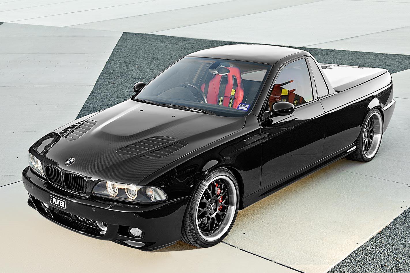 Pro Golfer Stuart Appleby S Custom Built 2003 E39 Bmw M5 Ute