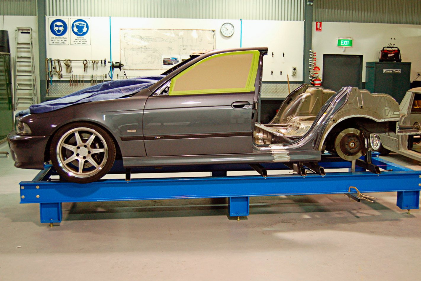 BMW M5 ute conversion