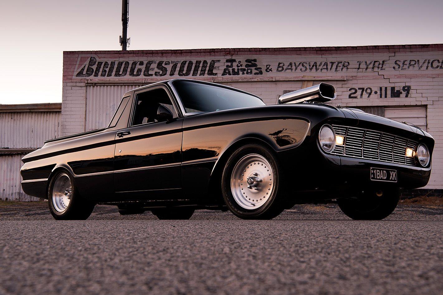 Ford Falcon XK ute