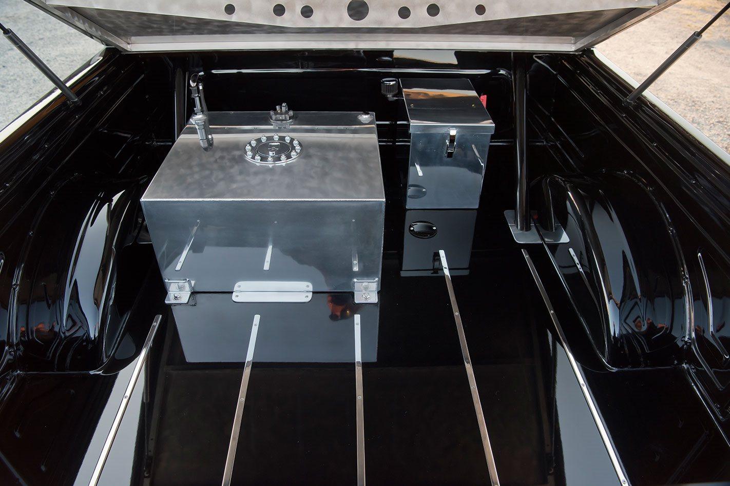 Ford Falcon XK ute tray