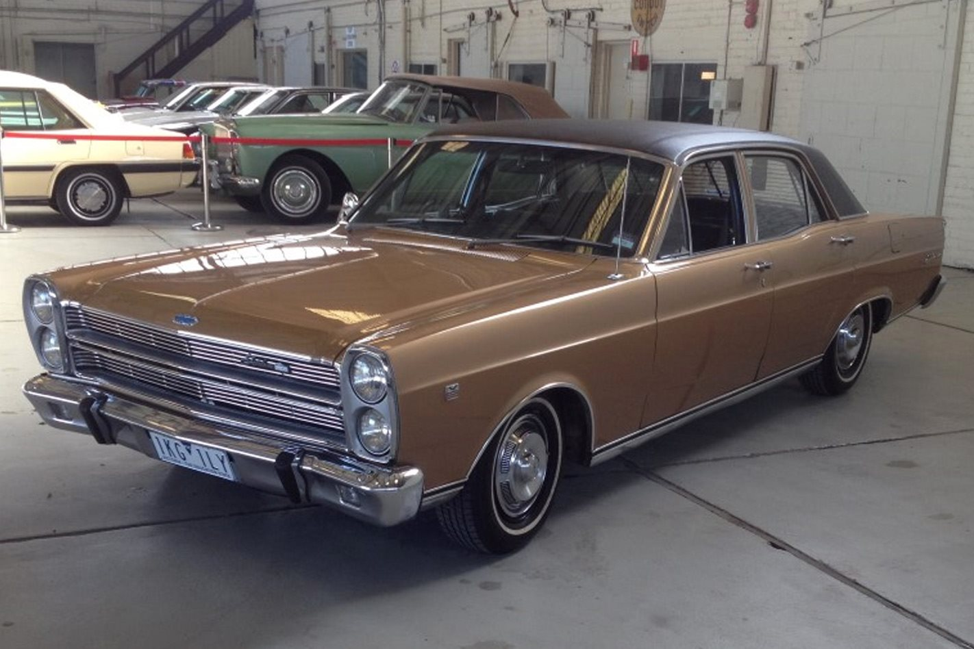 Ford ZC Fairlane