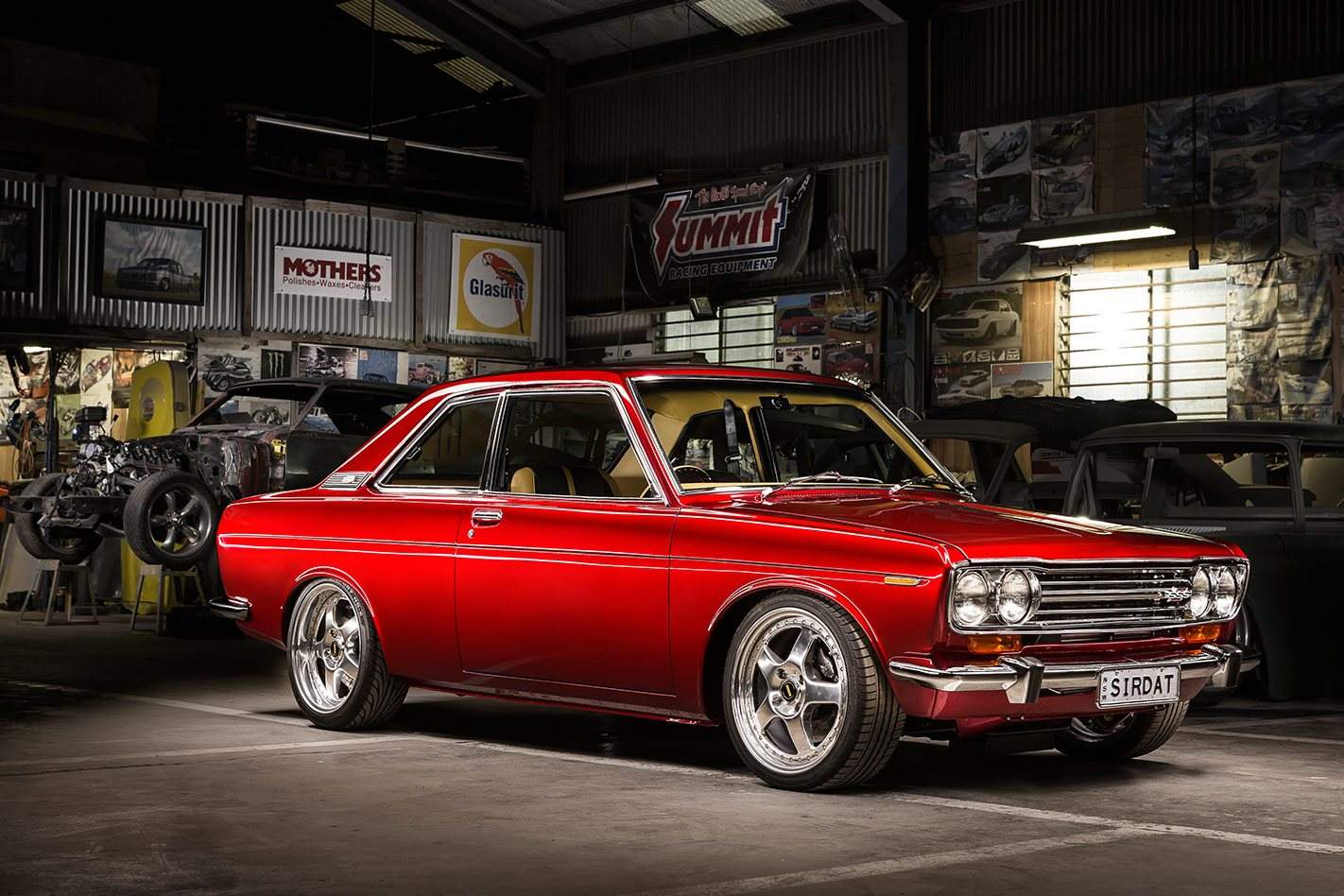 Mazda 3 2017 Custom >> ELITE-LEVEL TURBO 1969 DATSUN 1600 SSS COUPE - SIRDAT
