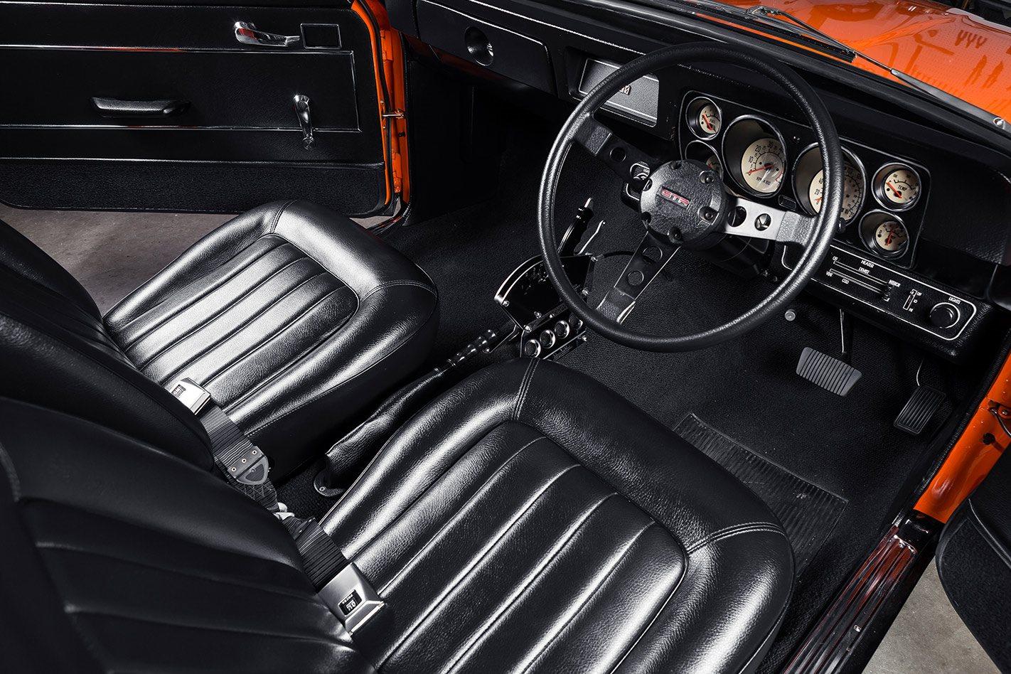 Six Litre V8 1973 Holden Lj Torana Gtr Xu 1 Tribute