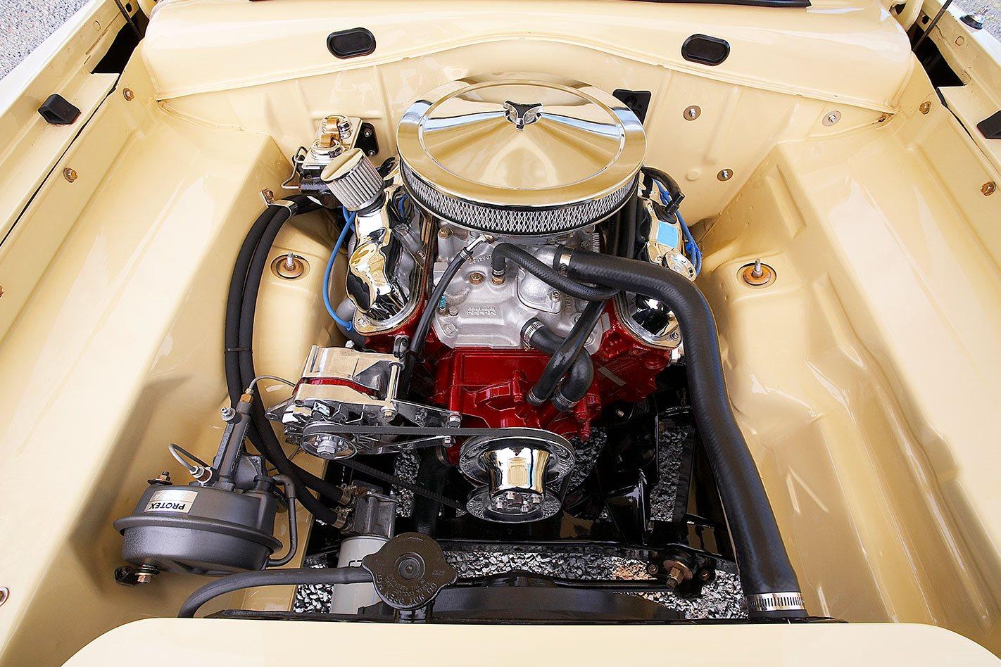 DODGE V6-POWERED TWO-DOOR 1966 CHRYSLER VC VALIANT