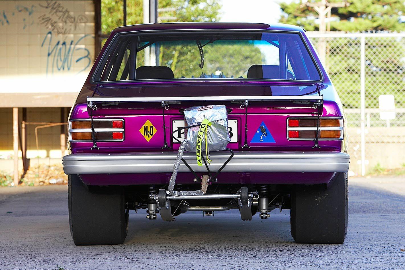 Torana LH rear