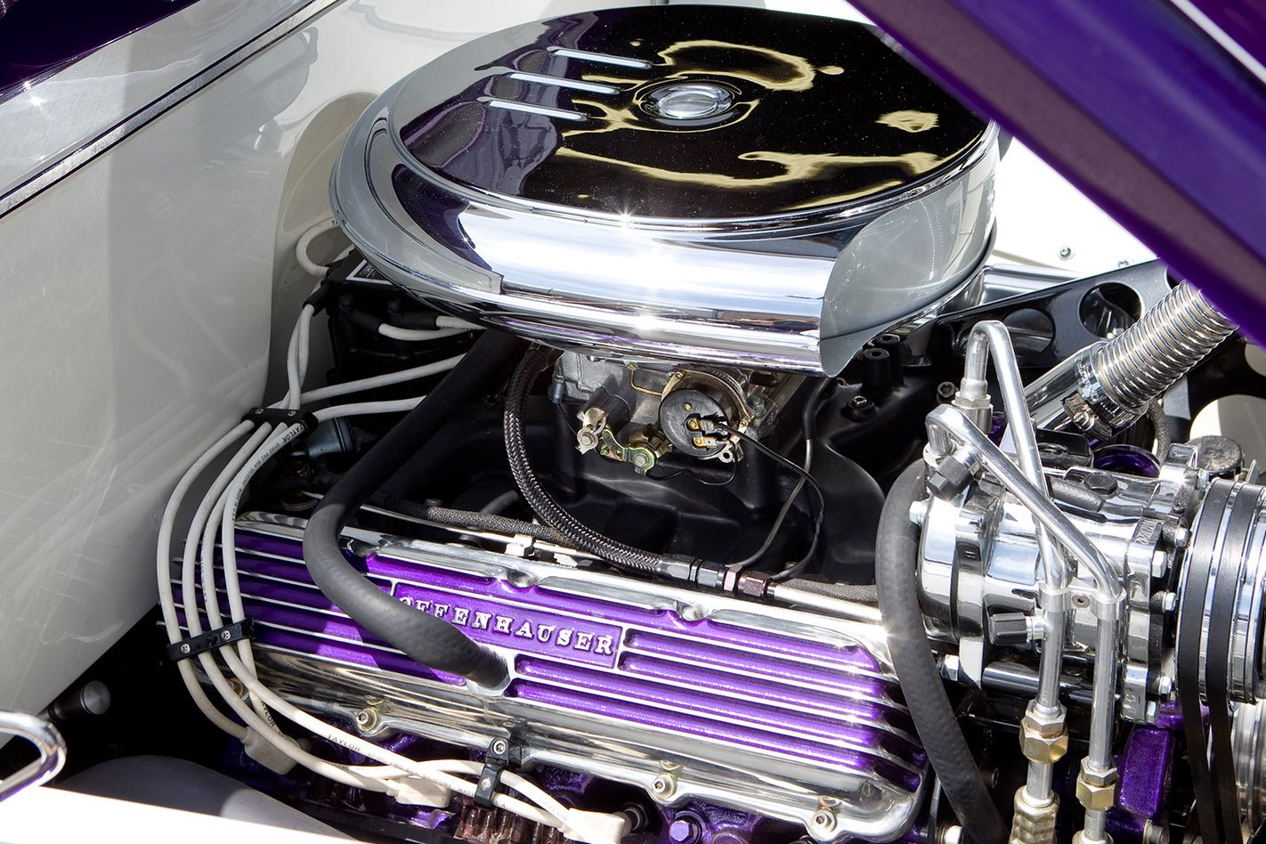 Ford Pickup engine
