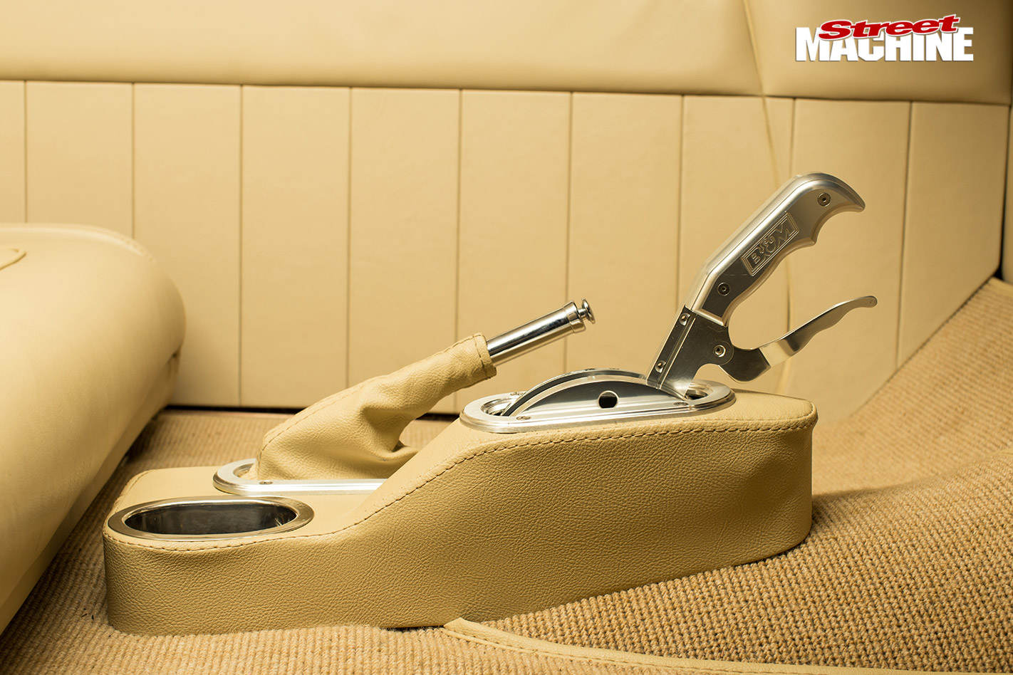 Ford 32 coupe shifter