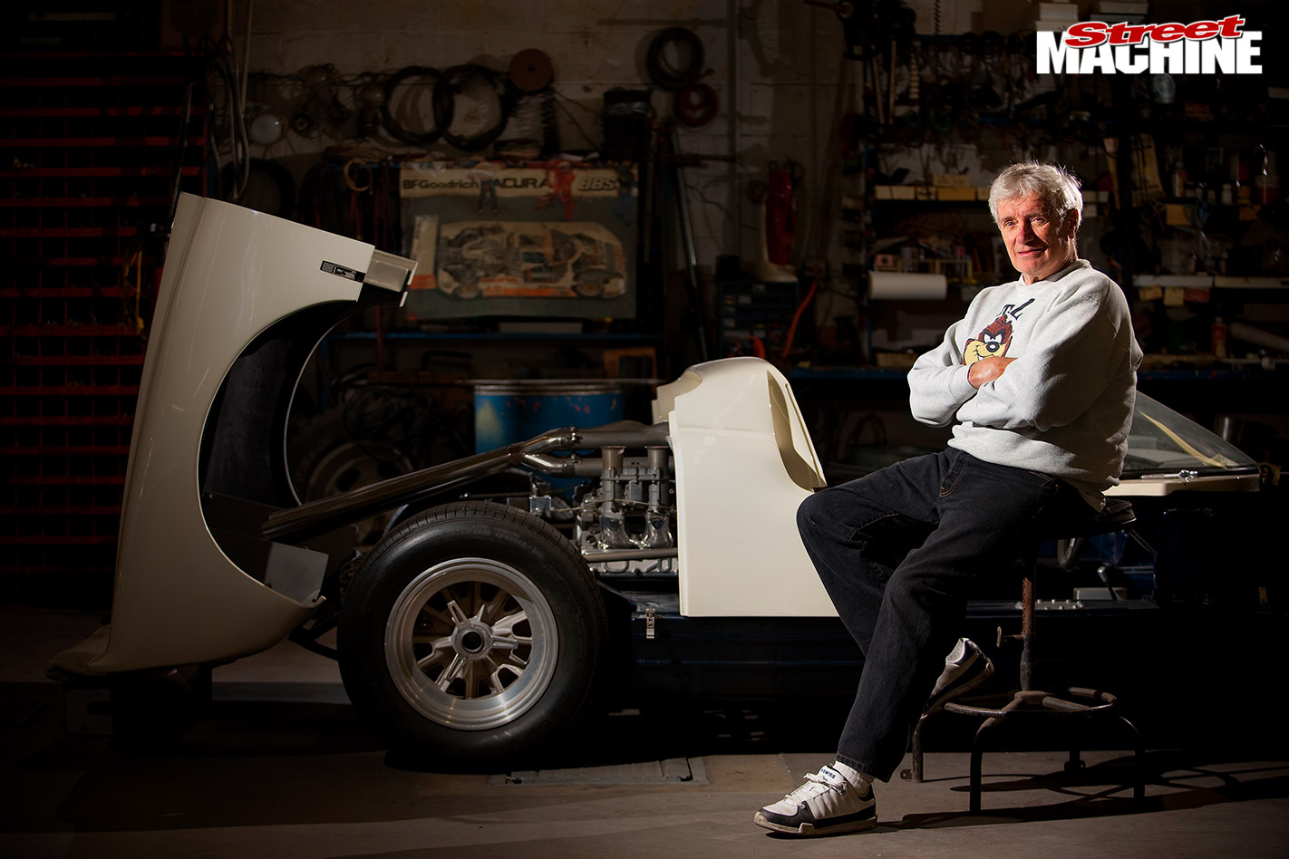 Remembering Custom Car Builder Dean Jeffries
