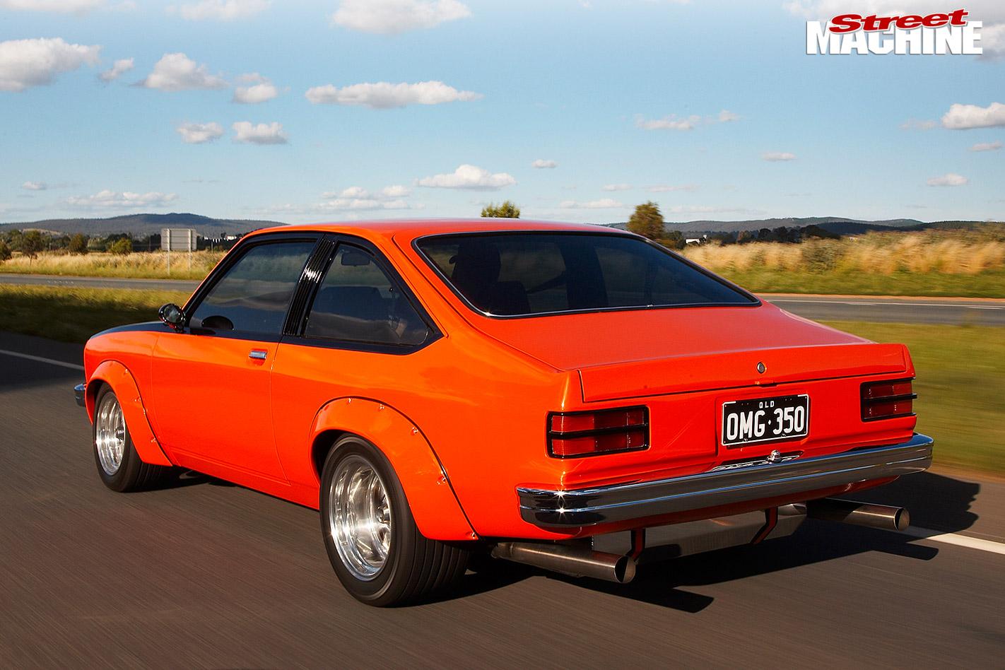Ls1 Powered Holden Torana Uc To Lx Conversion
