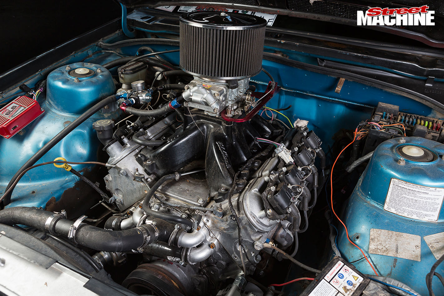 Holden VK Commodore engine