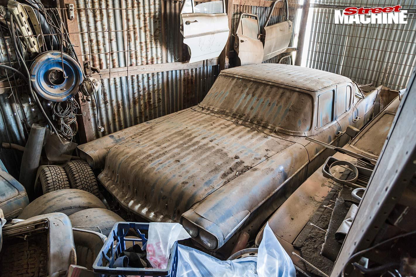 1958 Studebaker