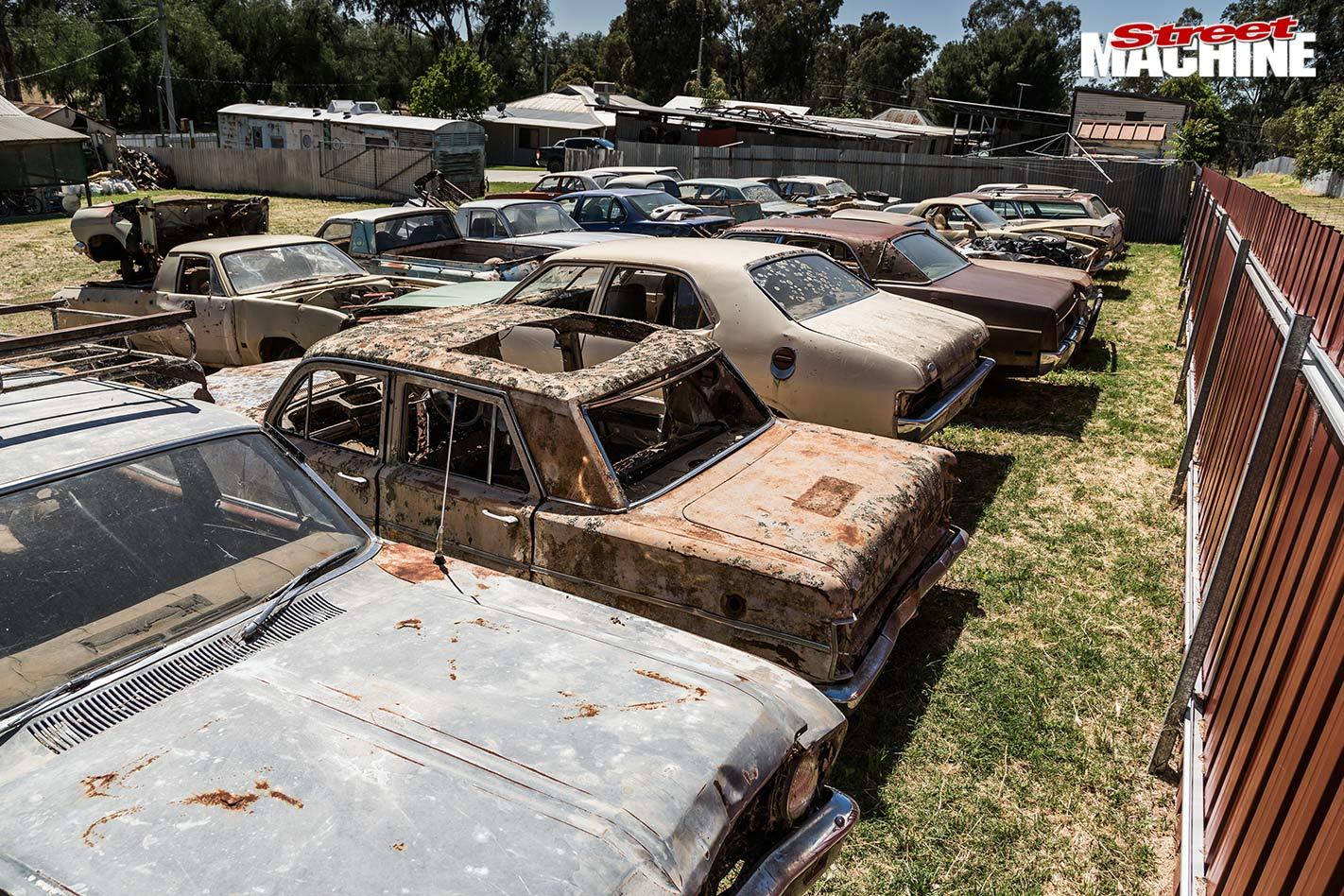 Gary Myers cars