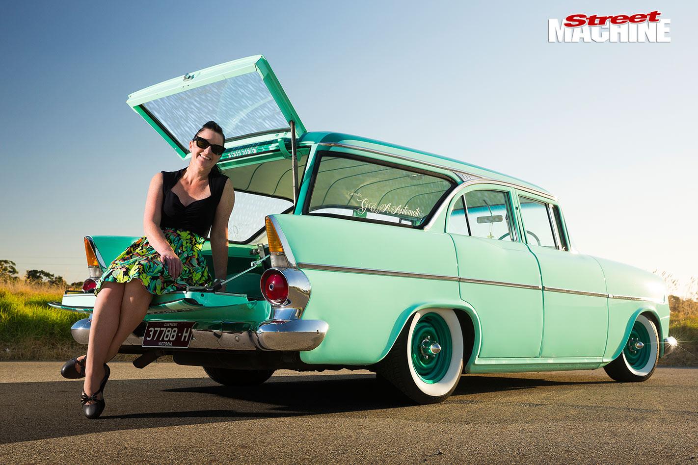 Mild Custom 1962 Holden Ek Special Wagon