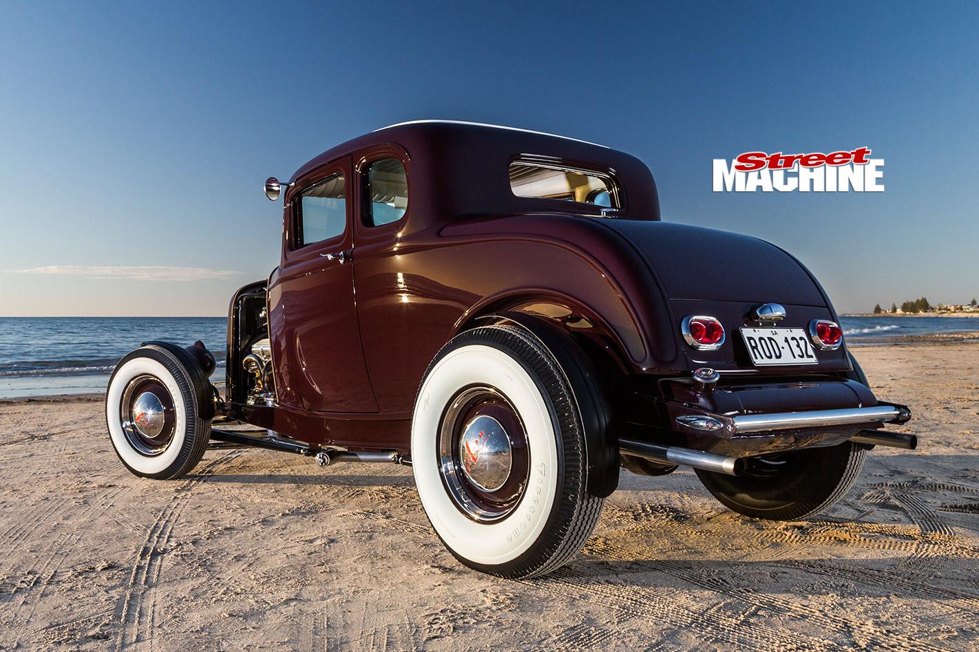 Brentyn Wakefield S 1932 Ford Five Window Coupe