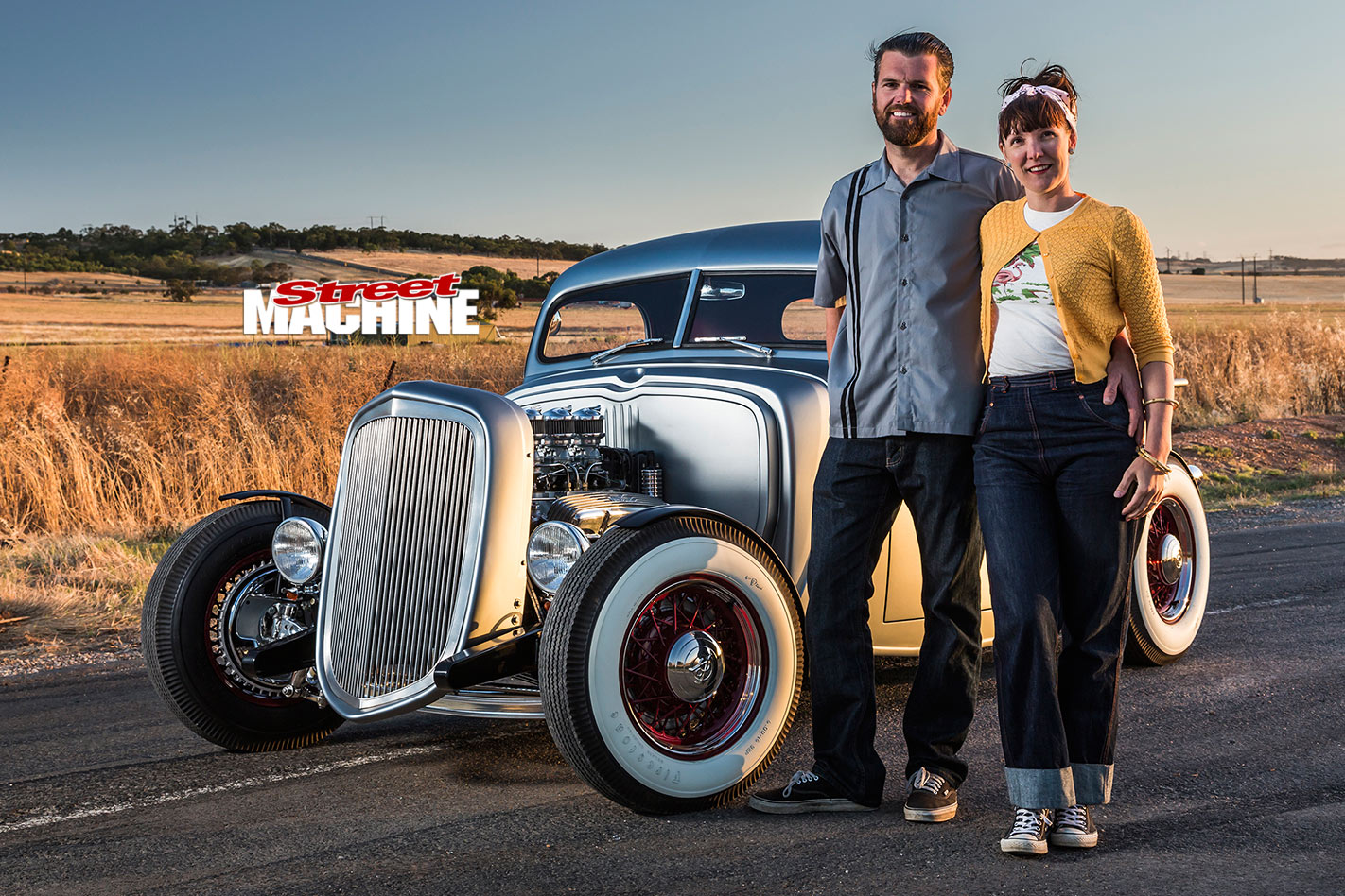Shane & Carly Dale