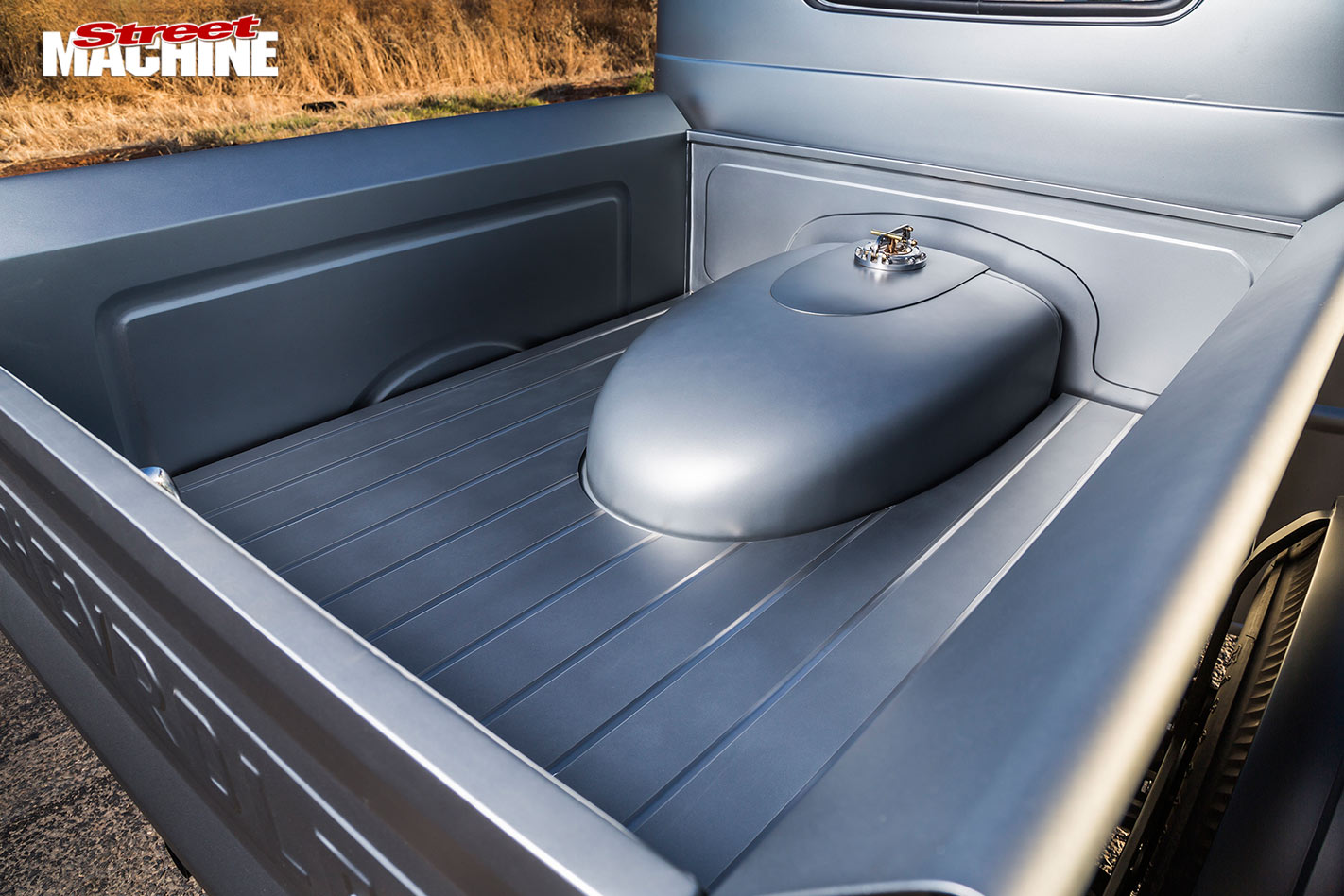 Chev pick-up tray